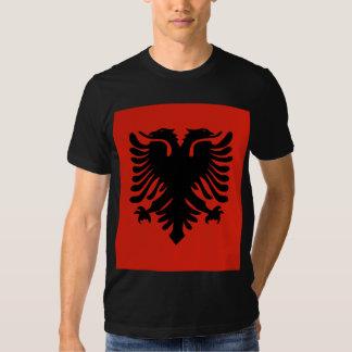 Albania High quality Flag T-shirt