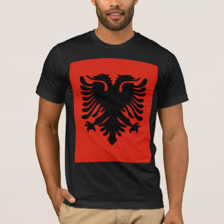 Albania High quality Flag T-Shirt