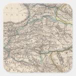 Albania, Iberia, Colchis, Armenia, Mesopotamia Colcomanias Cuadradas