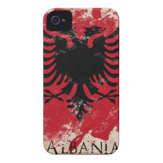 Albania iPhone 4 Case-Mate Cases