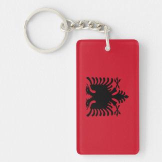 Albania Key Chain