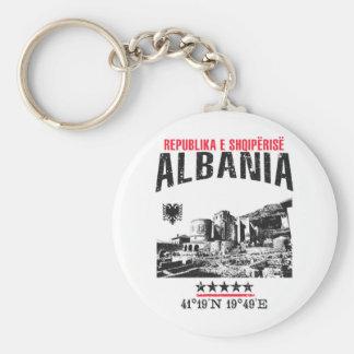 Albania Keychain