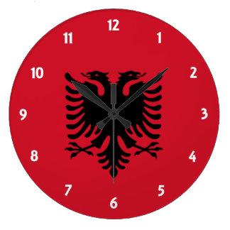 albania large clock