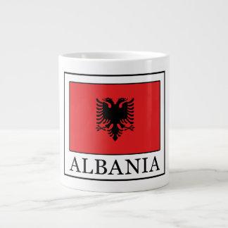 Albania Large Coffee Mug