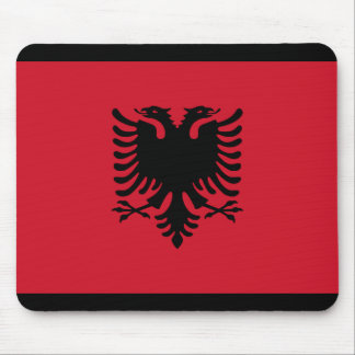 albania mouse pad