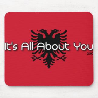 Albania Mousepad