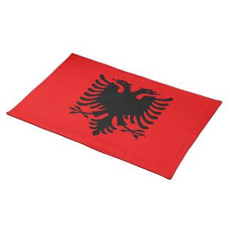 Albania Cloth Place Mat