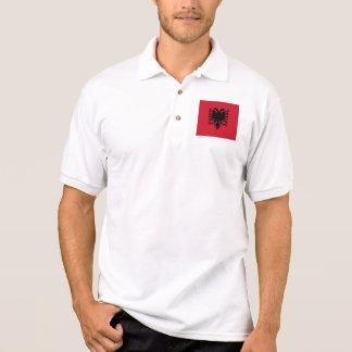 albania polo t-shirt