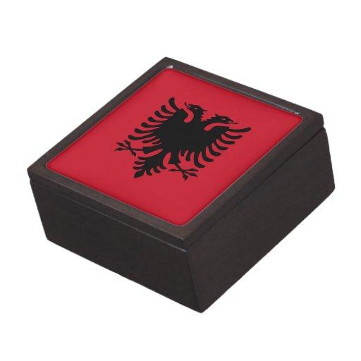 albania premium trinket box