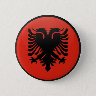 Albania quality Flag Circle Button