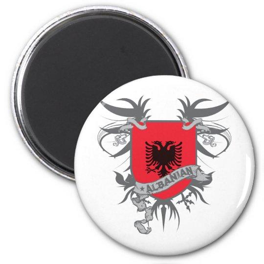 Albania Shield 3 Magnet
