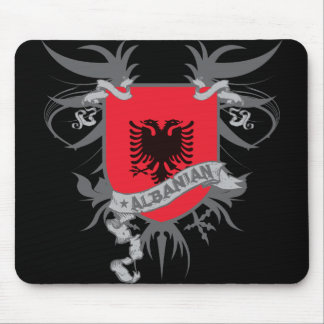 Albania Shield 3 Mouse Pad