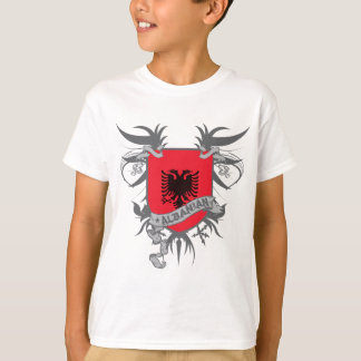 Albania Shield 3 T-Shirt