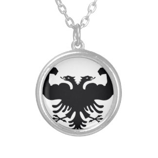 Albania Silver Plated Necklace