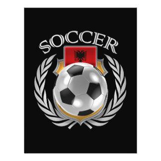 Albania Soccer 2016 Fan Gear Flyer