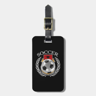 Albania Soccer 2016 Fan Gear Luggage Tag