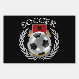 Albania Soccer 2016 Fan Gear Sign