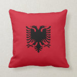 albania throw pillows