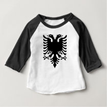 Albanian Coat of arms Baby T-Shirt