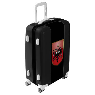 Albanian Coat of arms Luggage