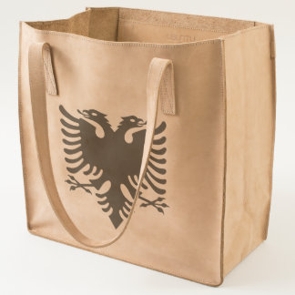 Albanian Coat of arms Tote