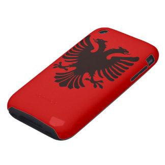 Albanian Eage IPhone 3G/3GS Case Tough iPhone 3 Case
