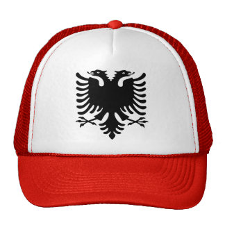 Albanian eagle hat