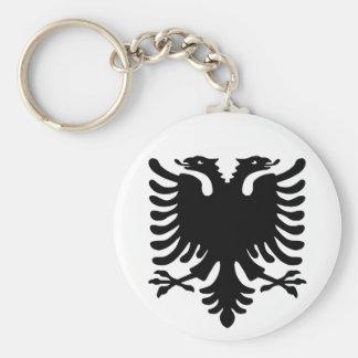Albanian Eagle. Keychain