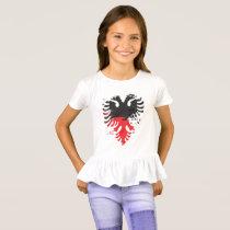 Albanian Eagle Kids T-shirt