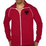 Albanian Eagle Printed Jackets