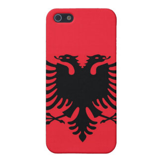 Albanian Flag iPhone Case