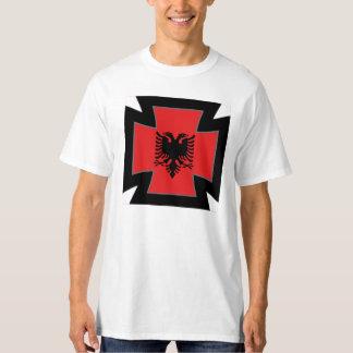 Albanian Iron Cross T Shirt