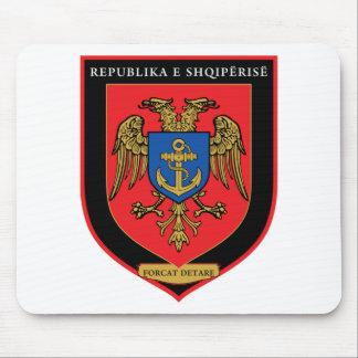 Albanian Naval Forces - Forcat Detare Mouse Pad