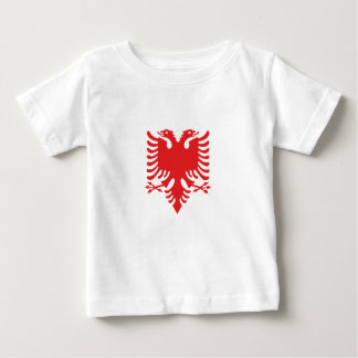 Albanian two-headed eagle baby T-Shirt