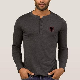 Albanian two-headed eagle t shirt
