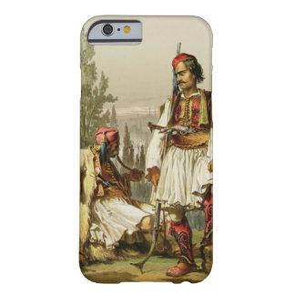 Albanians mercenaries in the Ottoman army pub b iPhone 6 Case