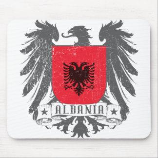 albaniashield mouse pad