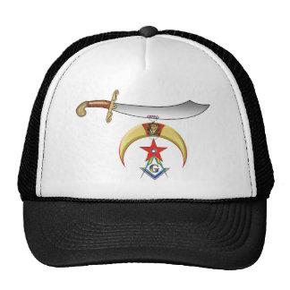 Albañil de la capilla gorras
