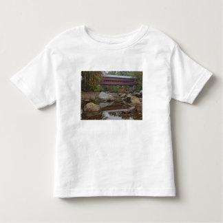 Albany Bridge, just off the Kancamagus Toddler T-shirt