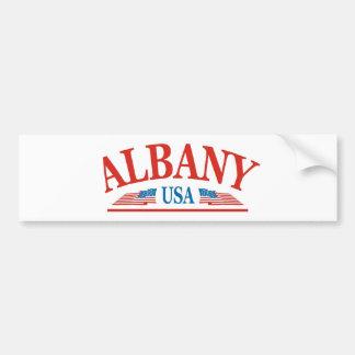 Albany Bumper Sticker
