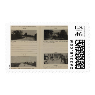 Albany Cohoes Postage