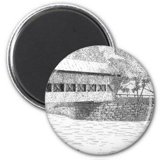 Albany Covered Bridge Magnet