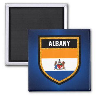 Albany Flag Magnet