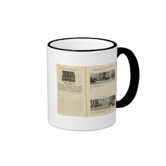 Albany Garage, Albany Ringer Coffee Mug