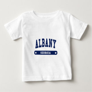 Albany Georgia College Style t shirts