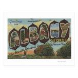 Albany, Georgia - escenas grandes de la letra Postales