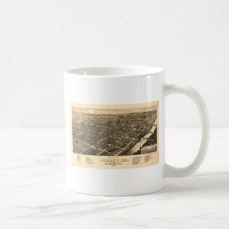Albany Georgia in 1885 Coffee Mug
