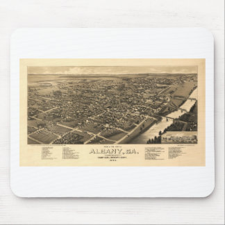 Albany Georgia in 1885 Mouse Pad