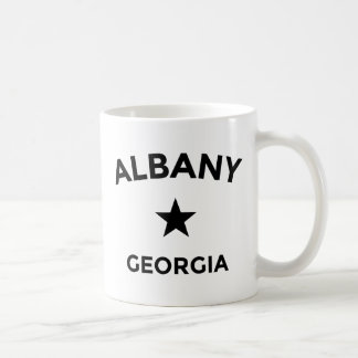 Albany Georgia Mug