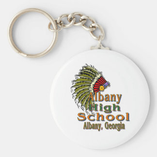 Albany High School Keychain
